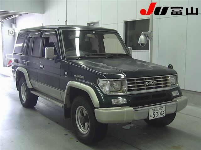 Toyota LAND CRUISER PRADO 1995