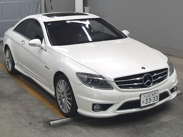 MERCEDES BENZ CL 2007